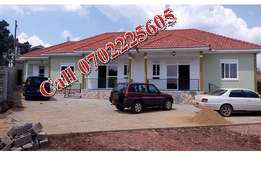 Beautiful 2 in one rental units for sale in Kiira at 350m