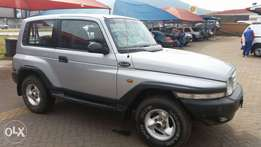Korando 2300 for sale