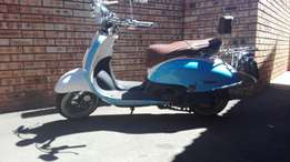 Big boy 125cc scooter