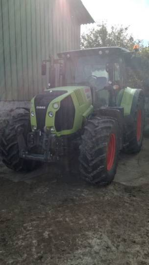 Claas arion 620 - 2014