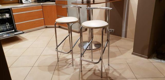 2 krzesła barowe super cena Wałbrzych • OLX.pl