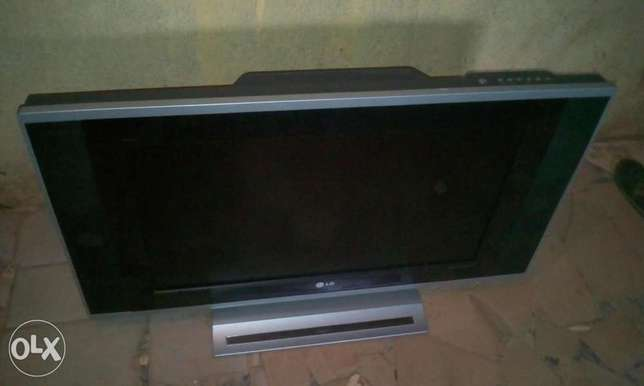 "Clean and Clear 26"" LG LED TV with Remote for sale Lokogoma - image 1"