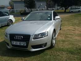 2010 Audi A5 2.0T FSI in good condition