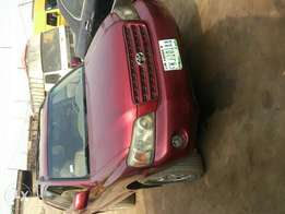 Toyota islander available for quick sale