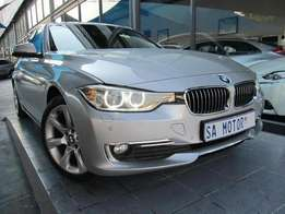 2013 BMW 320D Luxury automatic