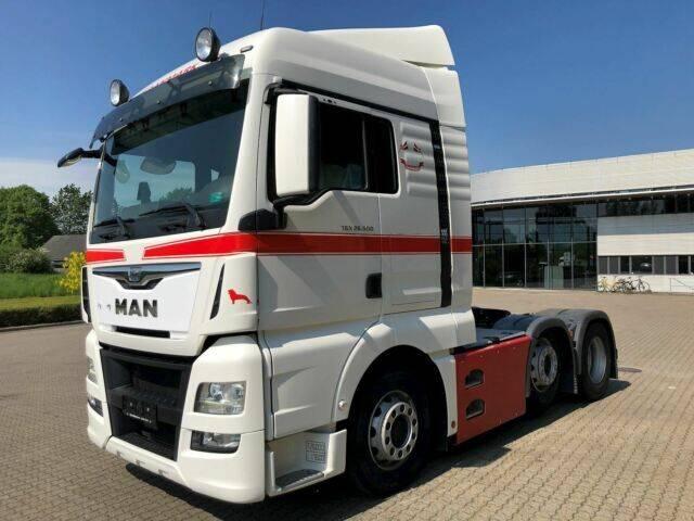 MAN TGX 26.500 6x2/2 Hydraulik - 2016