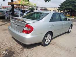 Toyota Camry SE 2003 model very clean buy and drive