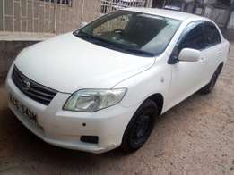 Stock Clearance Sale! Locally used 2008 Toyota Axio 720,000/= Only