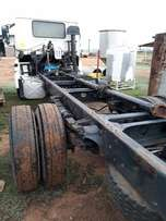 Foton BJ1133 stripping for spares