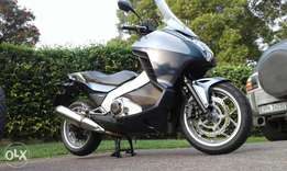 honda intergra 700 cc automatic