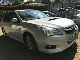 Tip top Subaru Legacy with sunroof,fully loaded,low mileage for sale