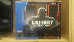 Playstation 4 500GB Sealed With warranty. Come visit our store