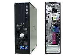 used HP and Dell PCs for R300 each