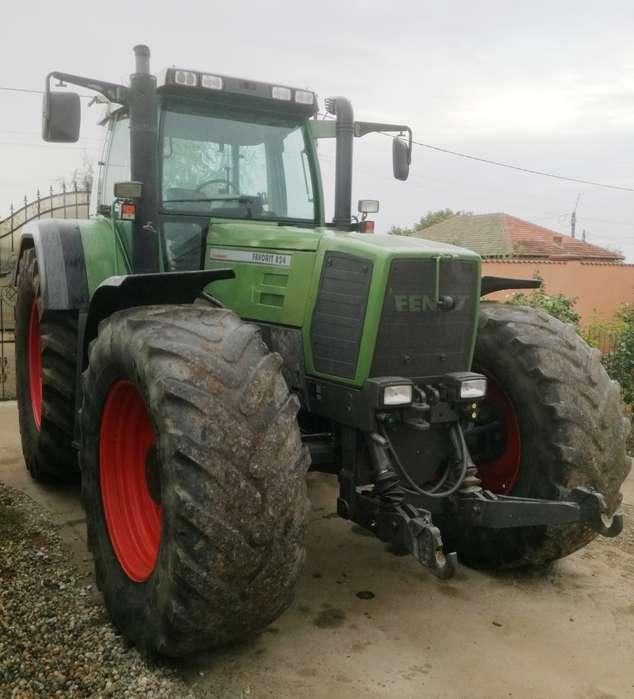Tractor Fendt Favorit 824 Turboshift - image 3