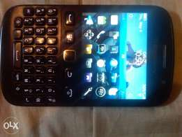 blackberry 9720 type and touch te swop