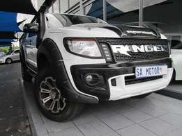 2013 Ford Ranger 3.2 XLT Double cab 4X4 Automatic