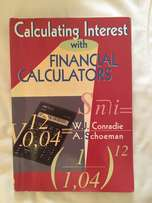 Calculating Interest with Financial Calculators