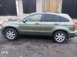 Very Clean Registered Honda 2007 CRV for Sale- 2M