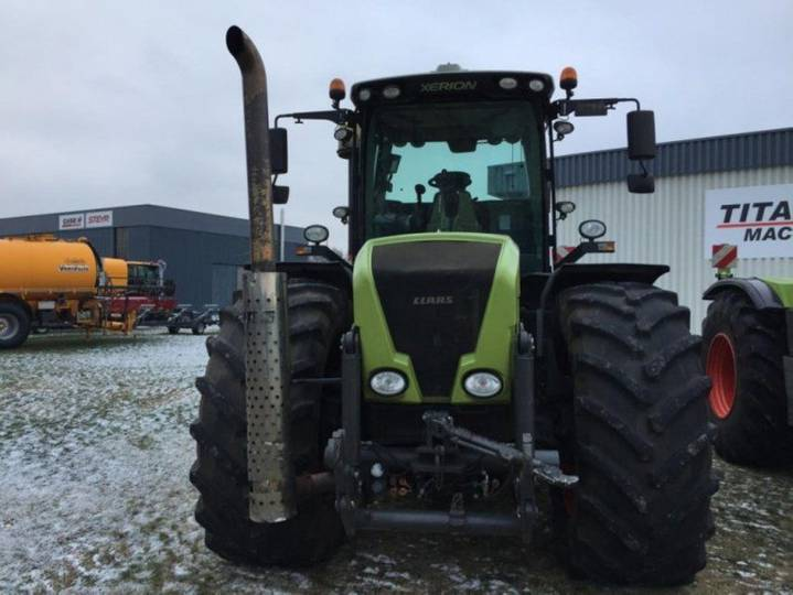 Claas xerion 3300 - 2009