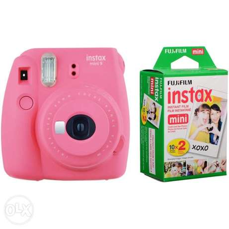 instax mini 9 limited edition - On discount part of The Festive Week