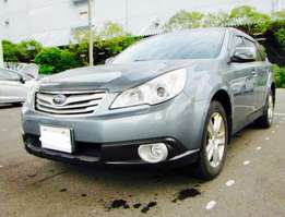 Subaru Outback 2010 Fully loaded For Quick Sale Asking Price 2,380,000