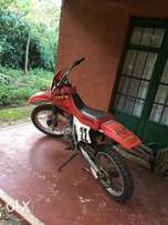 Low Cost Dirt Bike 180k