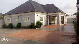 4 bedroom bungalow at Adageorge