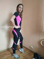 75fb309e0830 Комплект спортивной одежды для фитнеса, йоги, гимнастики,танцев 2/1