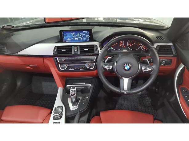 2014 Bmw 4 series 435i Convertible Msport Auto Durban - image 8