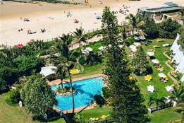 Umhlanga Rocks - Cabana Beach Resort