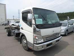 MITSUBISHI / Canter CHASSIS # FE83DY-5515 year 2009