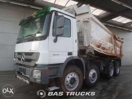 Mercedes Actros 4844 K - To be Imported