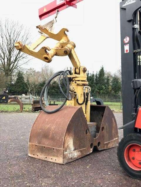 Hgt Dcs4 -700   13 ~ 21 Ton   Cw30   420ltr. - 2009