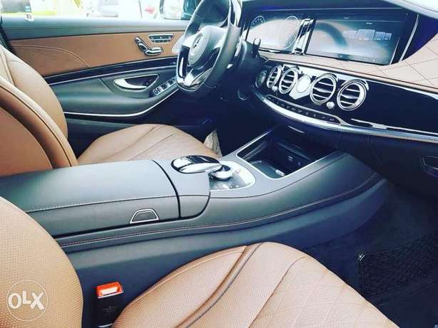 Urgent buyer needed, Benz s500 late 2016 Lekki - image 4