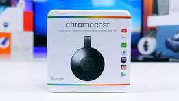 Google Chromecast (Black, 2nd Generation)- GENUINE import from USA