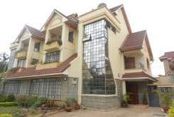 Kileleshwa, Off Othaya Rd, Kaputei gardens 5 bedroom townhouse