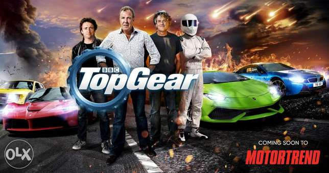 TOP GEAR all 23 Seasons Complete collection