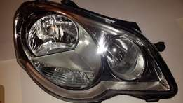 FREE if a REPLAEMENT part - Brand New Original VW Polo 2009 Headlight