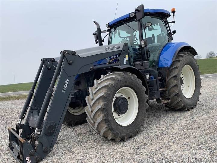 New Holland T 7.170 - 2013