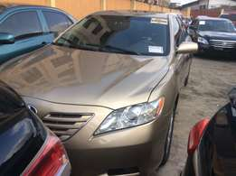 Toyota Camry 2007 (XLE version)