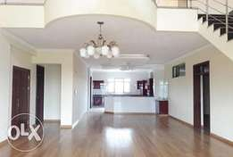5 bedroom penthouse extremely spacious to let kilimani 360k