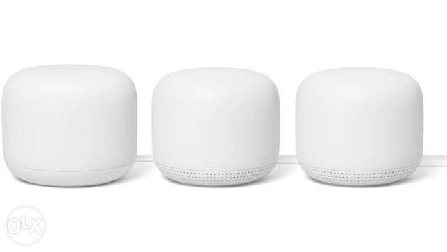 Google Nest wifi 3 points system mesh router
