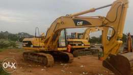 Clean used Cat Excavator for sale.