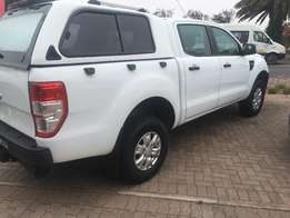 FORD Ranger Double CAB ONLY 55000km