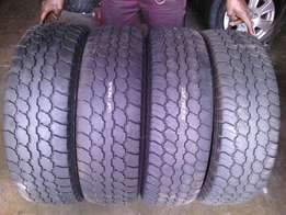 245/75/R16 on special for sale each is R650