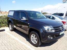 2011 VW Amarok 2.0 TDI Highline 120KW 4 Motion D/C