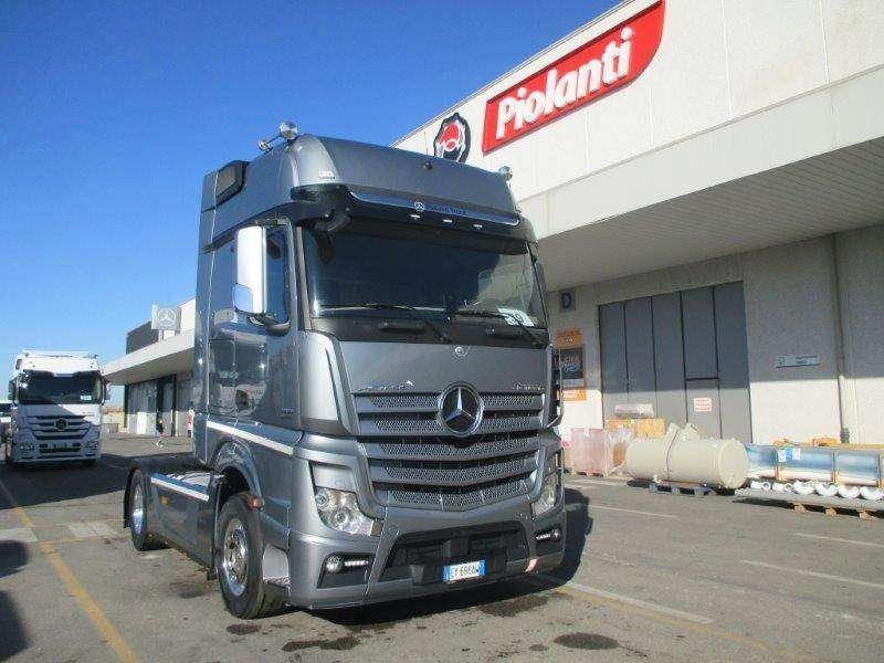 Mercedes-Benz Actros 18.51 Ls - 2011