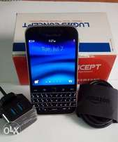 Perfect Condition BlackBerry Classic with Original Charger