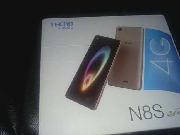 Tecno n8s 5mp dual camera 8gb RAM 1 gb ROM *quick sale Nairobi West - image 1
