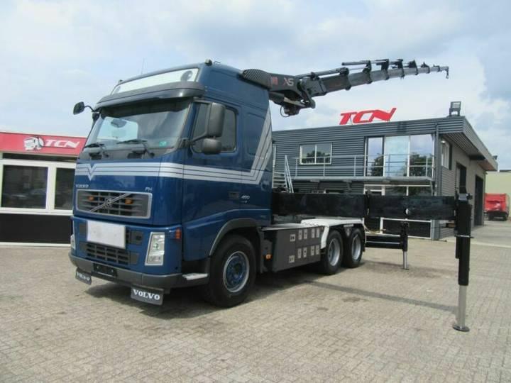 Volvo FH 480 6X4 HIAB 477-E8 - 2007